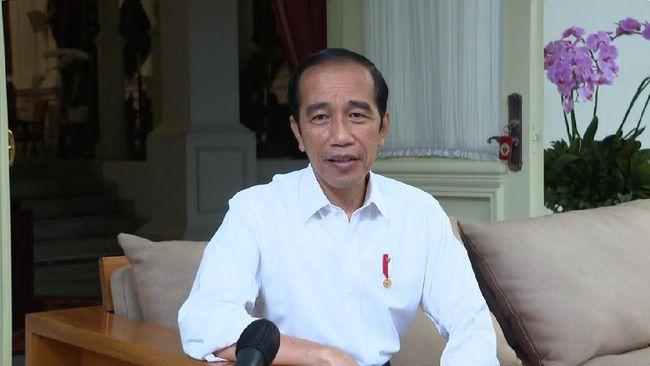 Presiden Jokowi resmi meneken Kepres yang mengesahkan cuti bersama ASN 2021 hanya ada dua, yakni saat Lebaran dan Natal 2021.