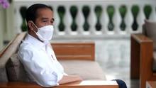 Jokowi: Kita Masih Harus Menghadapi Cobaan Berat