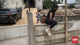 Pemkot Tangerang Bakal Bongkar Tembok Beton Adang Akses Warga