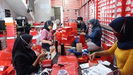 Kisah Gigih Pengusaha Sepatu Ciomas Masuki Pasar Global