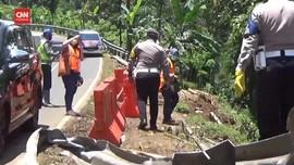 VIDEO: Polisi Ungkap Penyebab Laka Bus Maut Tanjakan Cae
