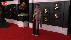 VIDEO: Harry Styles Raih Grammy Award 2021