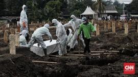 DKI Siapkan 3 Hektar Lahan Bagi Jenazah Covid di TPU Rorotan