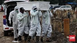 Kemenkes Waspadai Lonjakan Covid: Kematian Naik 20 Persen