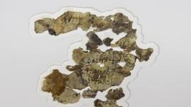 Israel Temukan Gulungan Naskah Laut Mati Berumur 2.000 Tahun