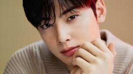 Cha Eun-woo ASTRO Bakal Gelar Jumpa Fan Virtual Juni 2021