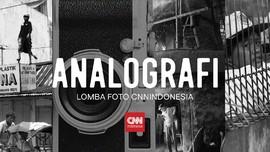 Analografi: Pengumuman Lomba Foto CNN Indonesia