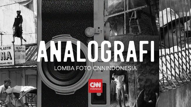 Lebih dari 1.800 karya diikutsertakan dalam Analografi CNN Indonesia perdana. Pemenang 1-3 telah mendapatkan sepeda dari Pacific Bike.