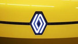Renault Ganti Logo di Mobil Baru