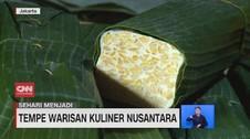 VIDEO: Tempe Warisan Kuliner Nusantara