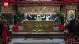 VIDEO: Vatikan Tak Restui Pernikahan Sesama Jenis