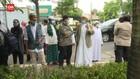 VIDEO: Polisi Bubarkan Pendukung Rizieq Shihab