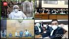 VIDEO: Ada Kendala Teknis, Sidang Rizieq Shihab Ditunda
