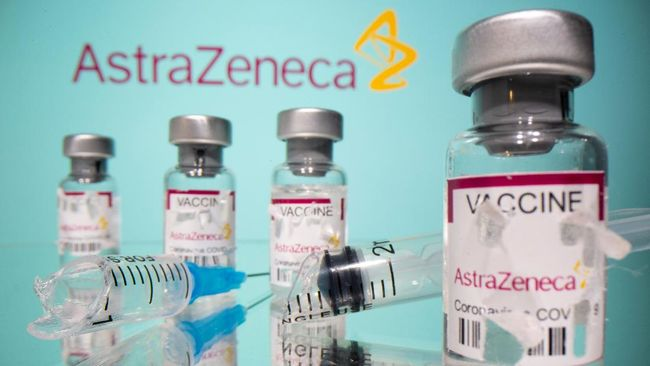 Oxford Setop Uji Coba Vaksin AstraZeneca ke Anak-anak