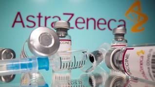 1,3 Juta Vaksin Covid-19 AstraZeneca Tiba di Indonesia