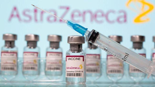 Para ahli menemukan vaksin Covid-19 produksi AstraZeneca terkait dengan pembekuan darah yang banyak terjadi di Eropa.