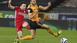 FOTO : Liverpool Memburu Posisi Empat Besar