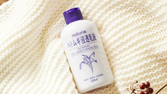Punya Manfaat Luar Biasa, Ini 5 Cara Menggunakan Hatomugi Skin Conditioner