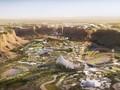 Arab Saudi Bangun Roller Coaster Paling Ngebut Sedunia