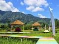 Kabupaten Langkat Promosikan Wisata Tidur di Sawah