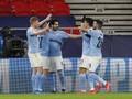 Hasil Liga Champions: Man City Lolos ke Perempat Final