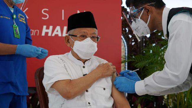 Stafsus Ma'ruf Amin Masduki Baidlowi meminta agar semua pihak tak terlalu serius menanggapi hasil survei apapun.