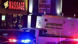 FOTO: Penembakan Brutal di Panti Pijat AS Tewaskan 8 Orang