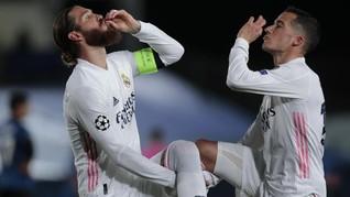 Kronologi Menyedihkan Sergio Ramos Pergi dari Real Madrid