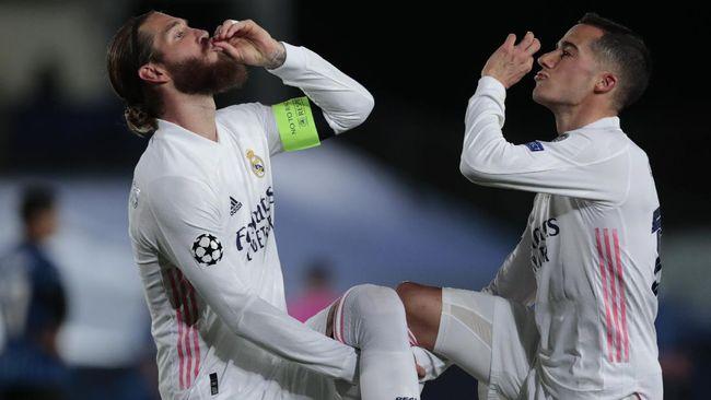 Sergio Ramos dipastikan pergi meninggalkan Real Madrid. Ada cerita sedih di balik momen tersebut.
