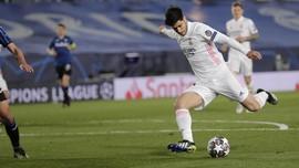 Penyesalan Bintang Madrid Usai Ditahan Sevilla