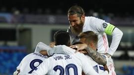 Madrid vs Atalanta: Ramos Sempat Tak Mau Ditarik Keluar