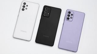Rekomendasi Cicilan Smartphone Samsung Rp4 Jutaan Usai THR