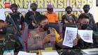 VIDEO: Polisi Tangkap 4 Penyuplai Makanan KKB