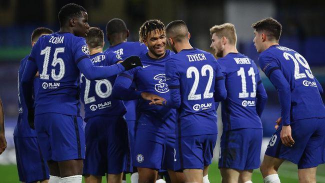 Salah satu klub Liga Inggris, Chelsea resmi menyatakan hengkang dari keanggotaan European Super League.