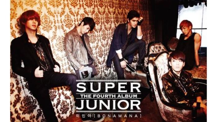 Selang setahun, Super Junior kembali dengan album keempat, yaitu Bonamana (2010). Di album ini, Super Junior juga merubah image mereka menjadi lebih dewasa / foto: smtown.com