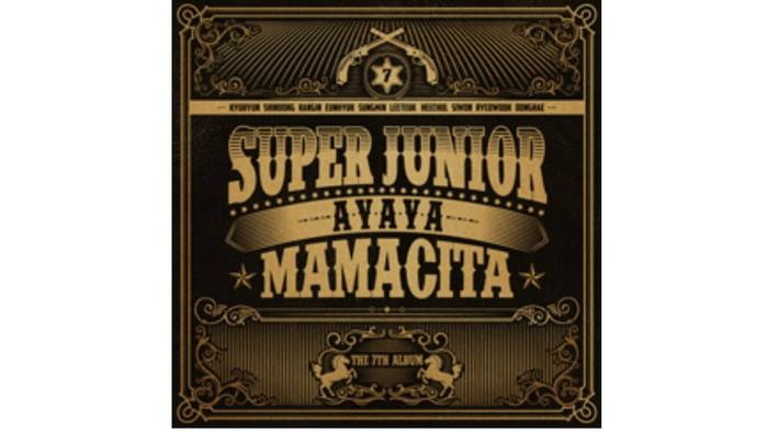 Lama hiatus karena beberapa anggota harus menyelesaikan wajib militer, Super Junior langsung kembali dengan Mamacita di tahun 2014. Dilihat dari cover album, kali ini Super Junior berubah menjadi coboy di MV mereka / foto: smtown.com