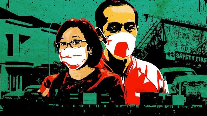 Infografis: Ini Insentif Pajak yang Sudah Diobral Jokowi Feat Sri Mulyani