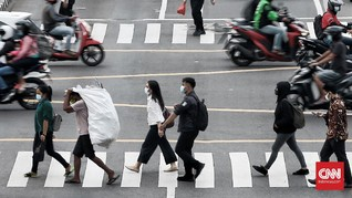 Corona Harian DKI Tembus 1.000 Kasus Dua Pekan Usai Lebaran