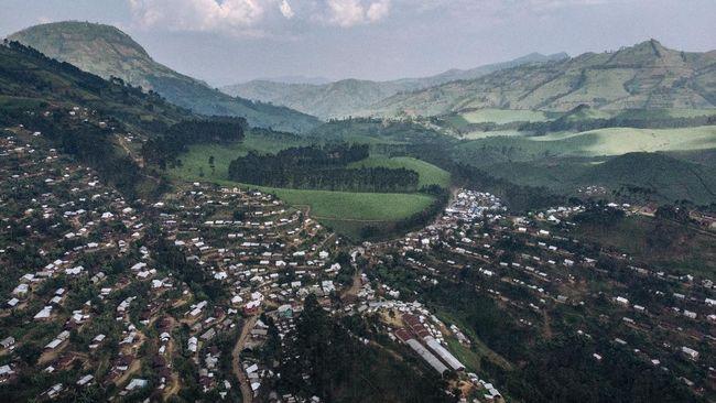 Cadangan mineral di Kongo sangat berlimpah dan menjadi penopang ekonomi masyarakat setempat.