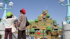 FOTO: Keseruan Bermain di Taman Hiburan Super Nintendo World