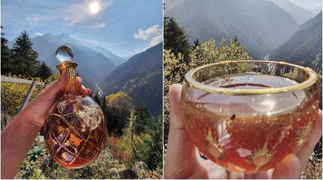 Madu dari sebuah gua di Turki berhasil memecahkan rekor sebagai madu termahal di dunia dengan harga Rp172 juta per kg-nya.