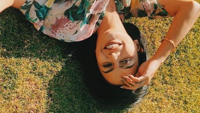 Berikut penampakan Anggita Sari setelah memutuskan lepas hijab!