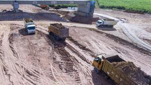 Bambu Akan Dipakai untuk Bahan Konstruksi Tol Semarang-Demak