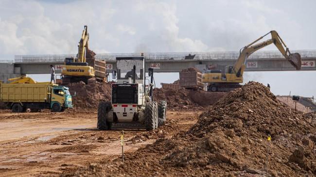 Progres Jalan Tol Serang Panimbang 95 Persen, Juni Uji Coba