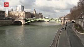 VIDEO: Paris Lockdown Lagi, Mulai Jumat Tengah Malam
