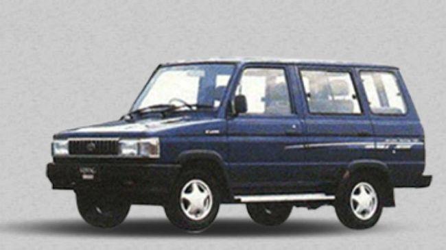 Toyota Kijang menjadi salah satu mobil legendaris Indonesia yang tetap eksis hingga sekarang.