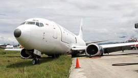 Trigana Tergelincir di Halim, Penerbangan Dialihkan ke Soetta