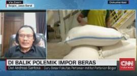 VIDEO: Di Balik Polemik Impor Beras