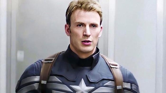 Rumor Chris Evans Kembali Perankan Captain America, Ini Jawaban Marvel