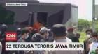 VIDEO: 22 Terduga Teroris Dibawa ke Jakarta